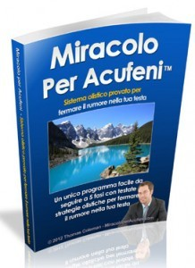 Miracolo Acufeni